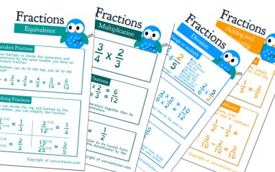 How to Add Fractions (and Multiply and Divide Fractions)