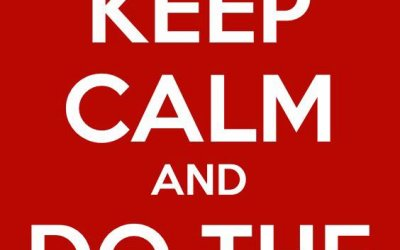 Keep calm and do the maths